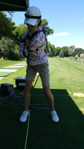 Biofeedback Training to Lower Your Golf Score