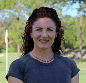 Karen Harrison co-founder of Golf BioDynamics